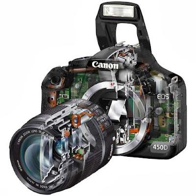 Perbedaan kamera dslr dan slr