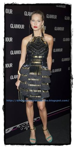 dejavu-Vanessa Lorenzo Glamour 2011 Beauty Awards