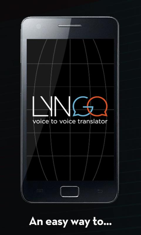 Lyngo voice translator- screenshot