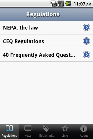 iNEPA- screenshot