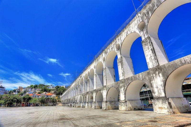 carioca aqueduct Brazil rio