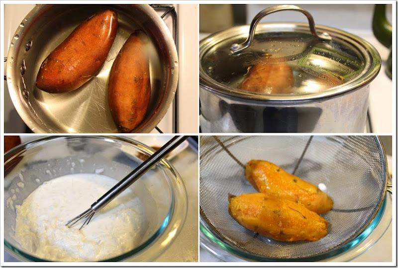 Sweet Potato Dessert Yucatan Style
