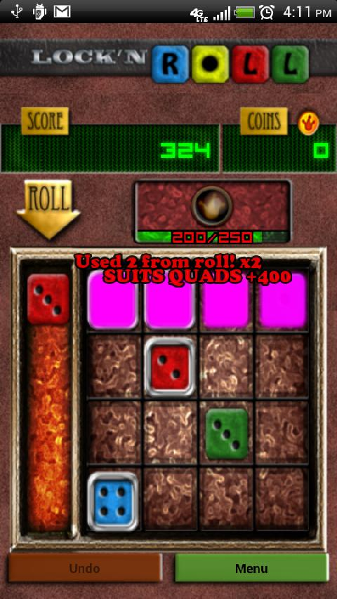 Lock 'n' Roll Pro - Ad Free - screenshot