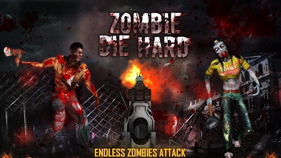 Zombie Die Hard- screenshot thumbnail