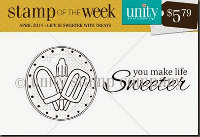 stamp-of-the-week-life-is-sweeter-with-treats