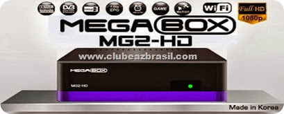 MEGABOX MG2 HD