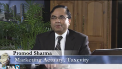 The Objective Financial Hour - Promod Sharma