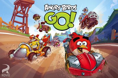 Angry Birds Go! v1.3 Sınırsız Para Hileli