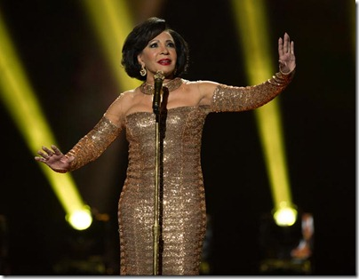 2013 Oscar's Best Beauty Hits... And Some Misses~Shirley Bassey