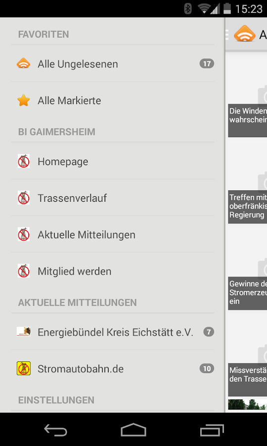 BI Gaimersheim-Lippertshofen- screenshot