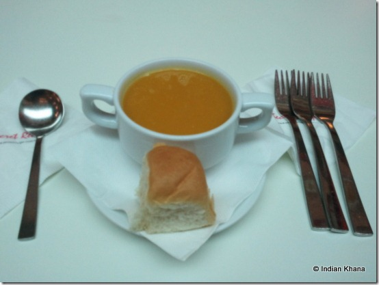 Secret Recipe Review pumpkin Soup