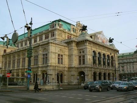 Europa Centrala: Opera din Viena