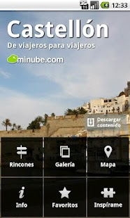 Castellón travel guide - screenshot thumbnail