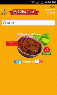 Andhra Pickles- screenshot thumbnail