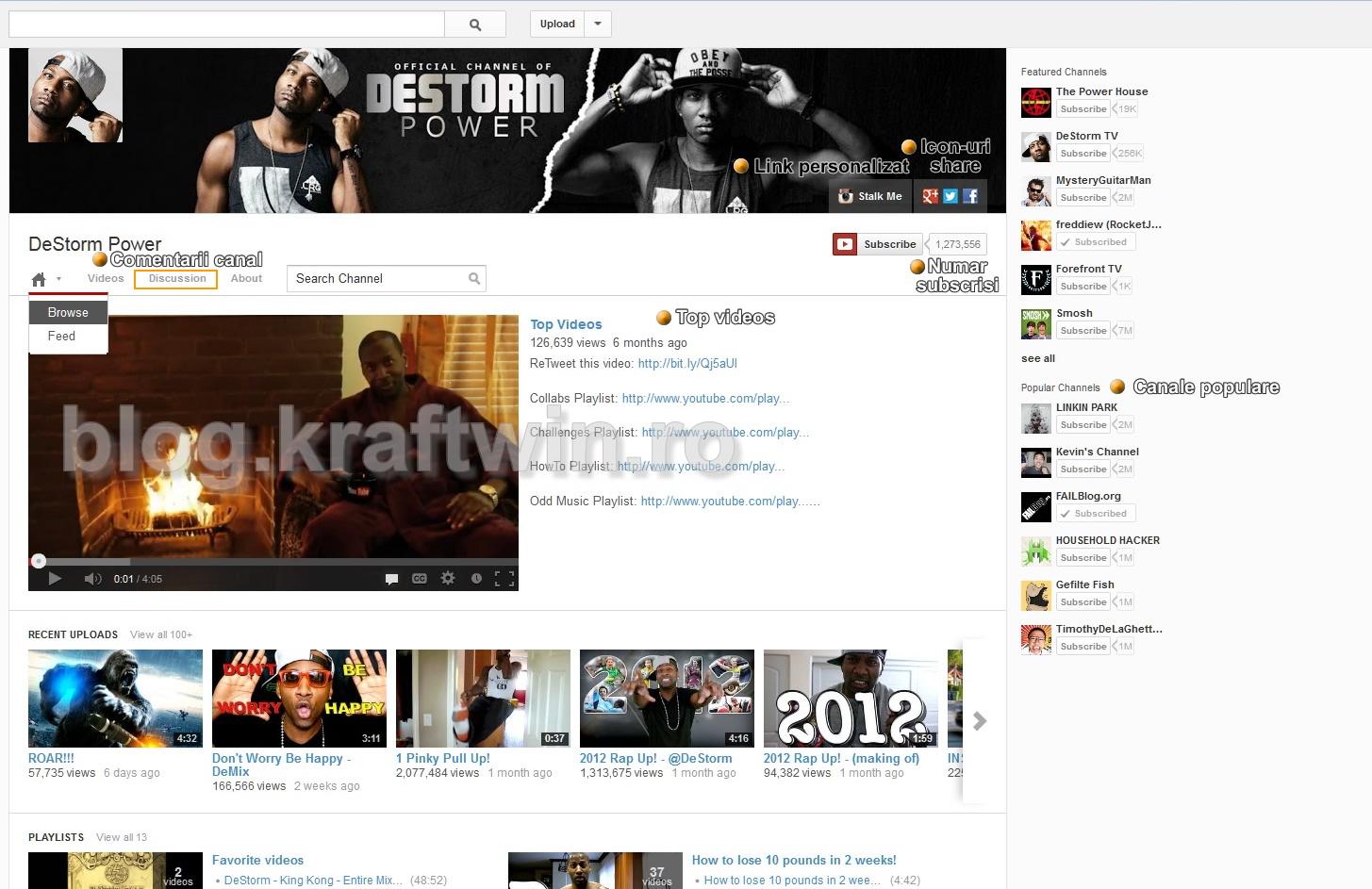 design nou youtube