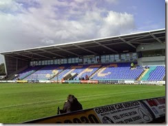 Shrewsbury V Swindon 27-8-11 (8)