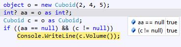 działanie kodu