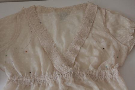 Top to Dress Refashion (28)