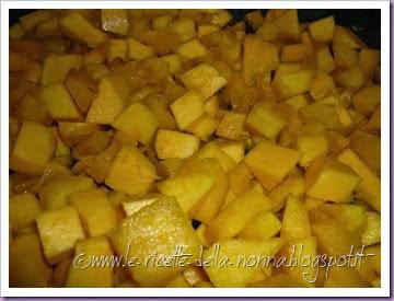 Polpette di zucca vegetariane al sugo di pomodoro e funghi (3)