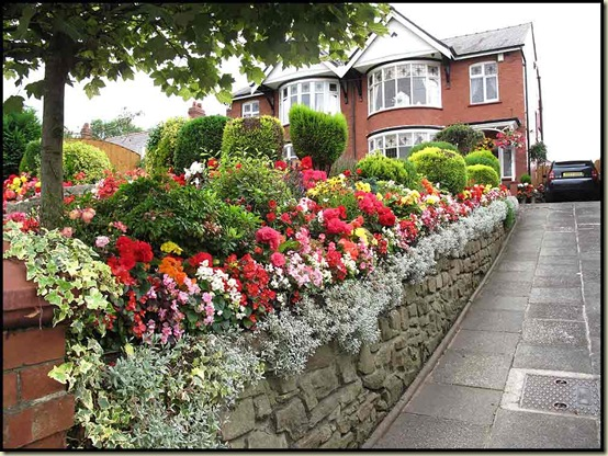 Another garden on Chorley Road