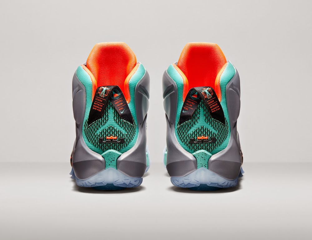 big sale 0ebbc 06000 ... LeBron XII 8220The Twelve8221 Officially Unveiled by Nike ...