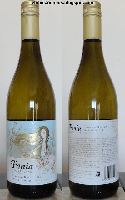 Pania Sauvignon Blanc