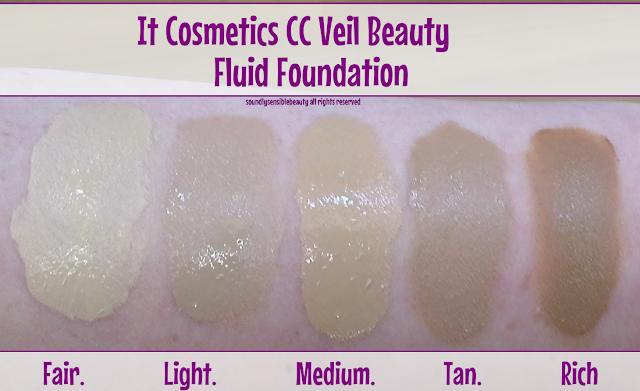 Veil Fluid Makeup By Hourglass