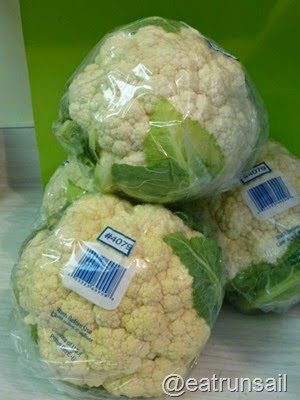 Jan 13 Cauliflower and Elevate Me 001