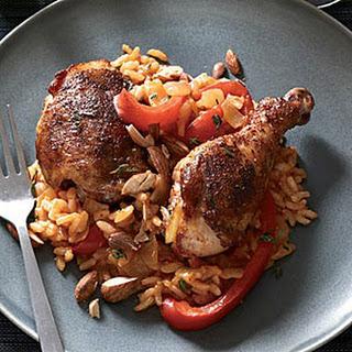 Chicken Sofrito.