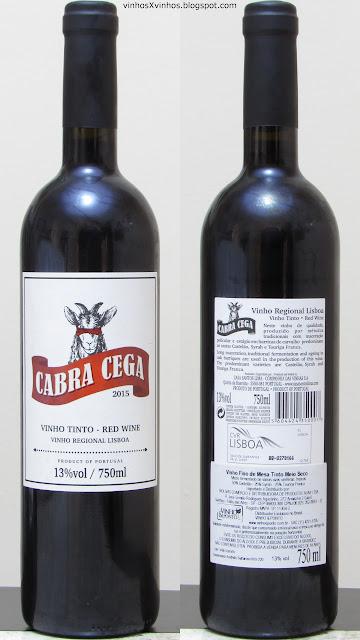 Vinho Cabra Cega