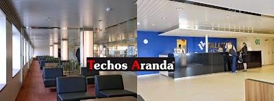 Techos aluminio Las Rozas Madrid