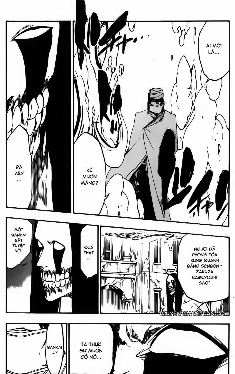 Bleach chapter 569 trang 8