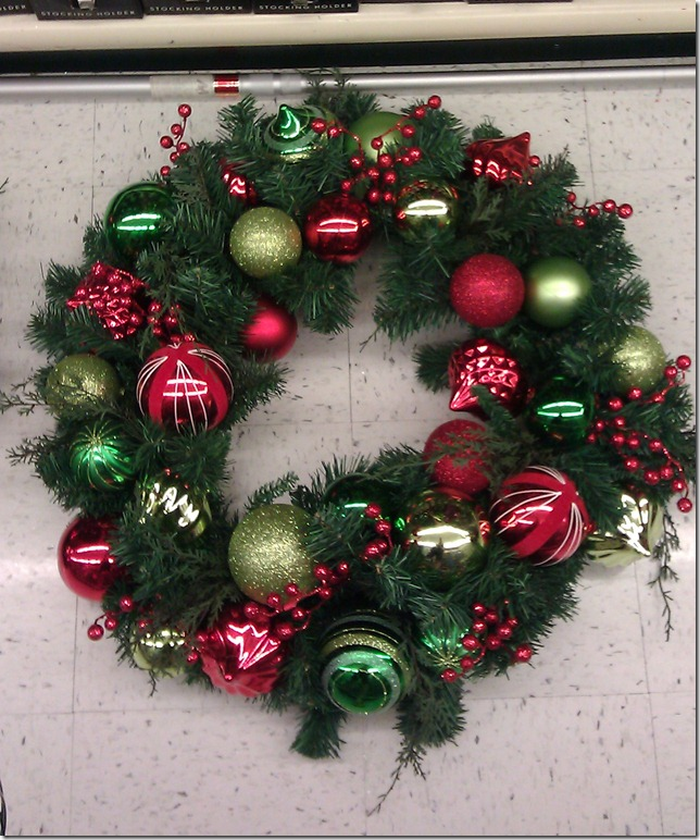 Christmas Decorations Hobby Lobby: Alex Haralson: Hobby Lobby Inspired Lime Green And Red