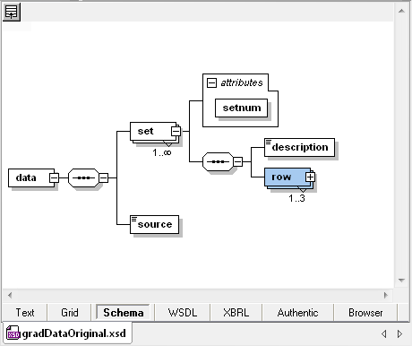 Use xpath expressions to refine data selection altova blog xmlspy schema view ccuart Images