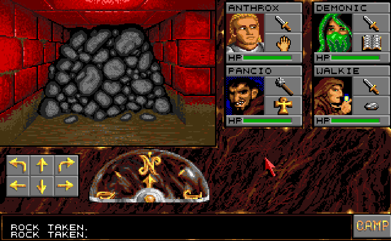 Indie Retro News: Amiga Dungeoneering Collection - Over 60