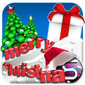 Free SlideIT Merry Christmas Skin APK for Windows 8