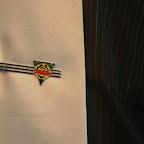这是老师的tie clip