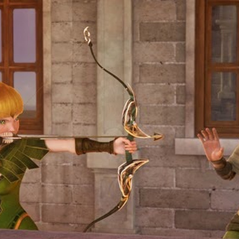 "Breakthrough Adaptation From Mmorpg To Film - ""Dragon Nest: Warrior's Dawn"""
