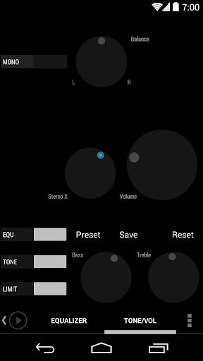 Skin for Poweramp KK/JB/ICS  screenshots 3