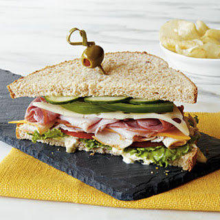 Dagwood Sandwiches.