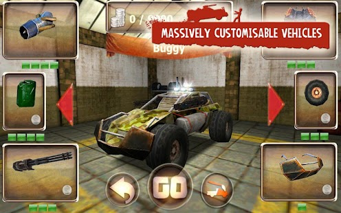 Zombie Derby Screenshot 9