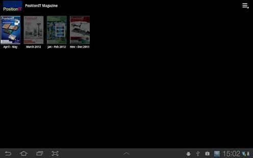 PositionIT Magazine- screenshot thumbnail