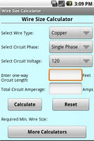 Wire size calculator apk varies with device download free tools wire size calculator apk wire size calculator apk greentooth Images