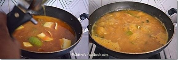 Nellai sambar recipe