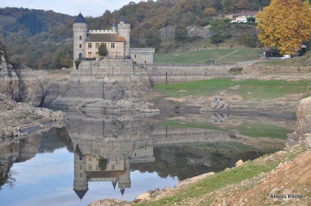 La Loire au château de la Roche photo #815