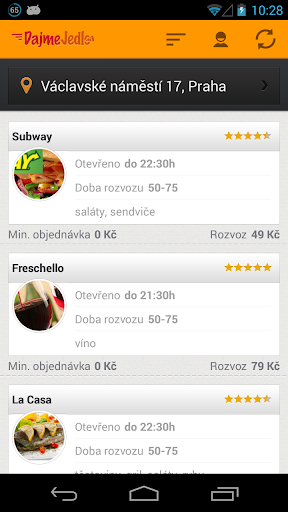 DajmeJedlo.sk