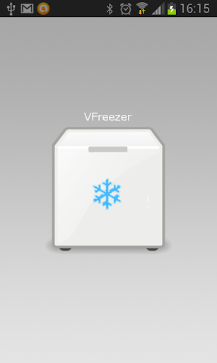 VFreezer. Congelador Virtual