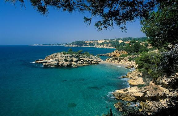 Punta de l'Àliga, l'Ametlla de Mar, Baix Ebre, Tarragona
