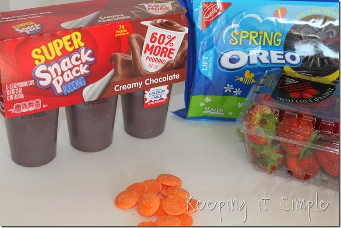#ad Easy-Easter-Pudding-Treat-with-printable #SnackPackMixins (2)