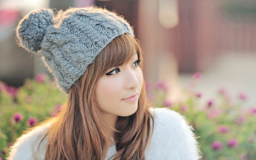 Beautiful Girl Cap